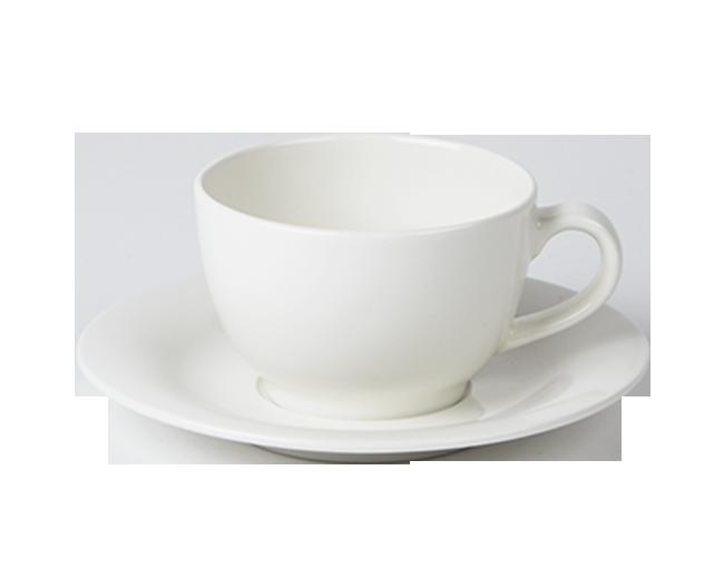 Bowl Shape Cups & Saucers