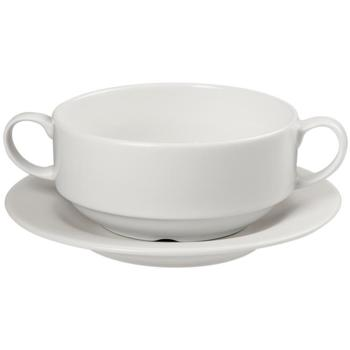 Stacking Soup Cup & Saucer