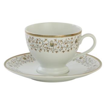Classic Vine Tea Cup & Saucer