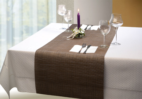 Table Runners Narrow Band