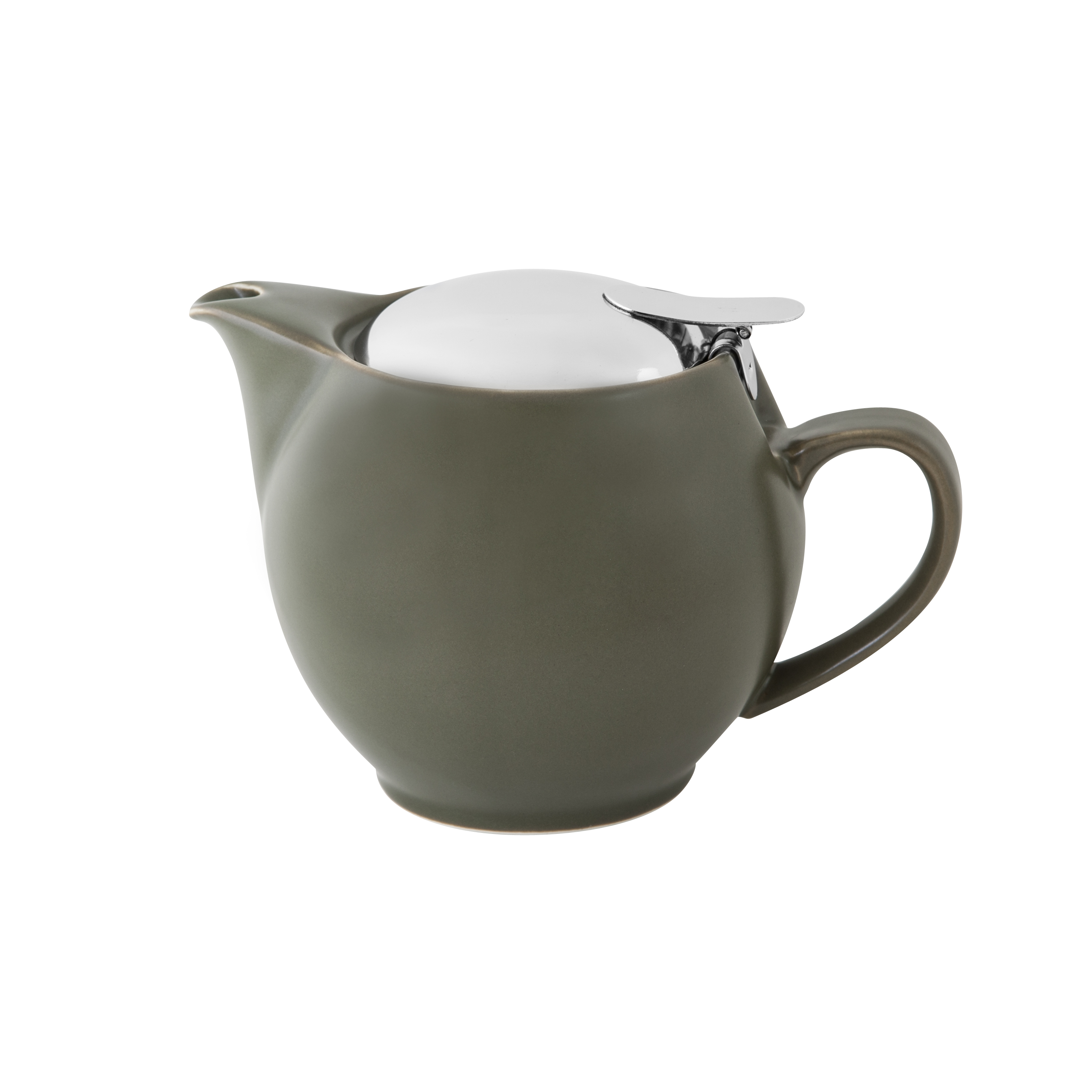 Teapots with Stainless Steel Lid & Infuser