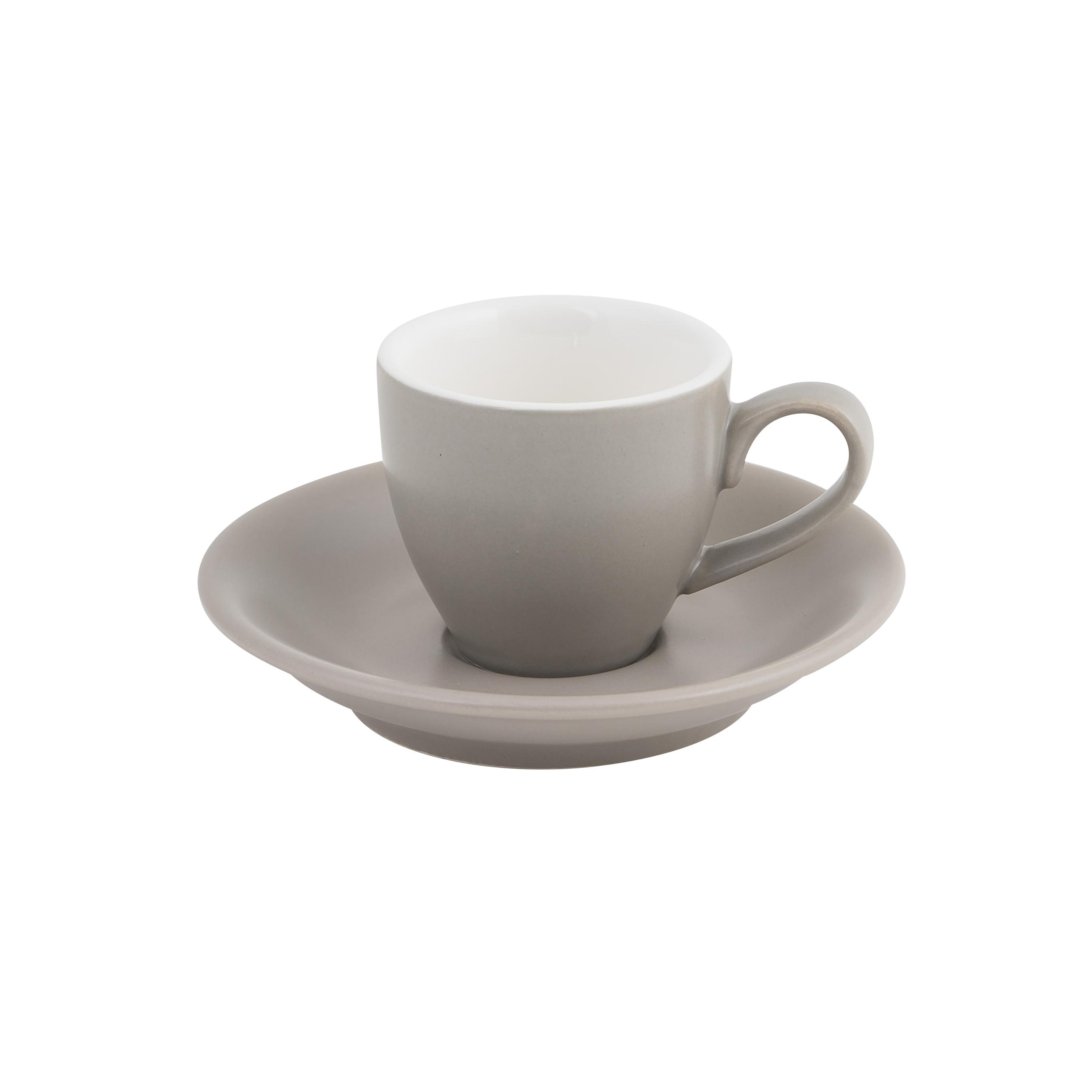 Intorno Espresso Cup & Saucer