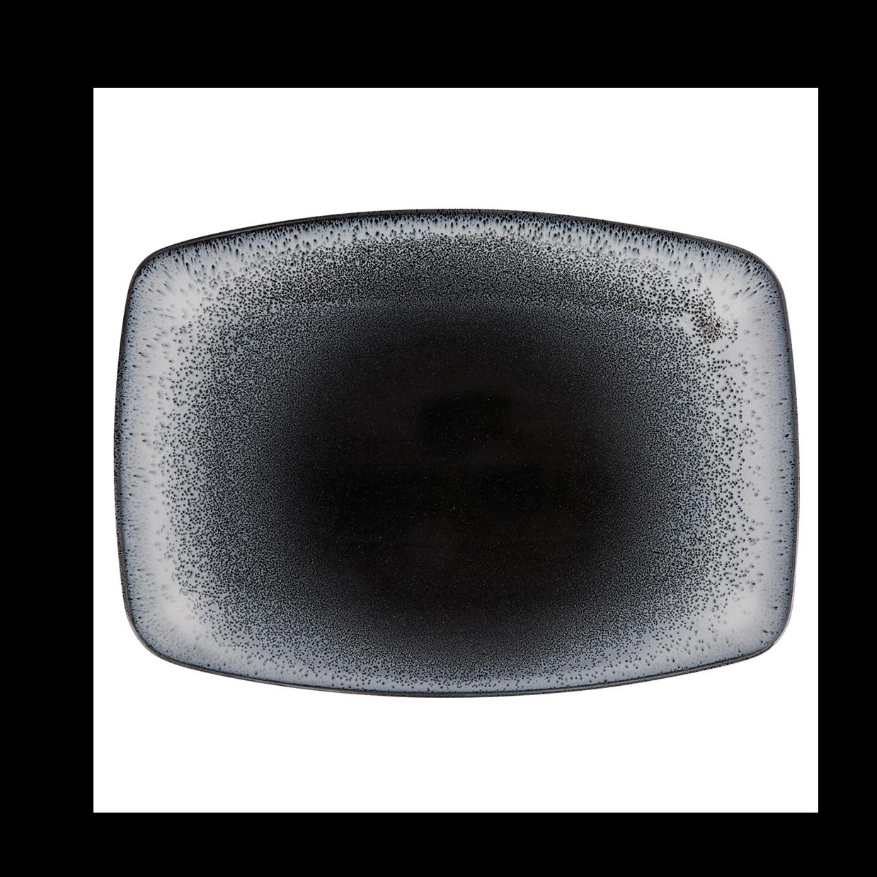 Flare Rectangular Plate 27cm