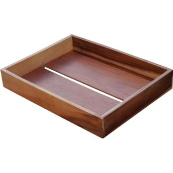Acacia Display Trays