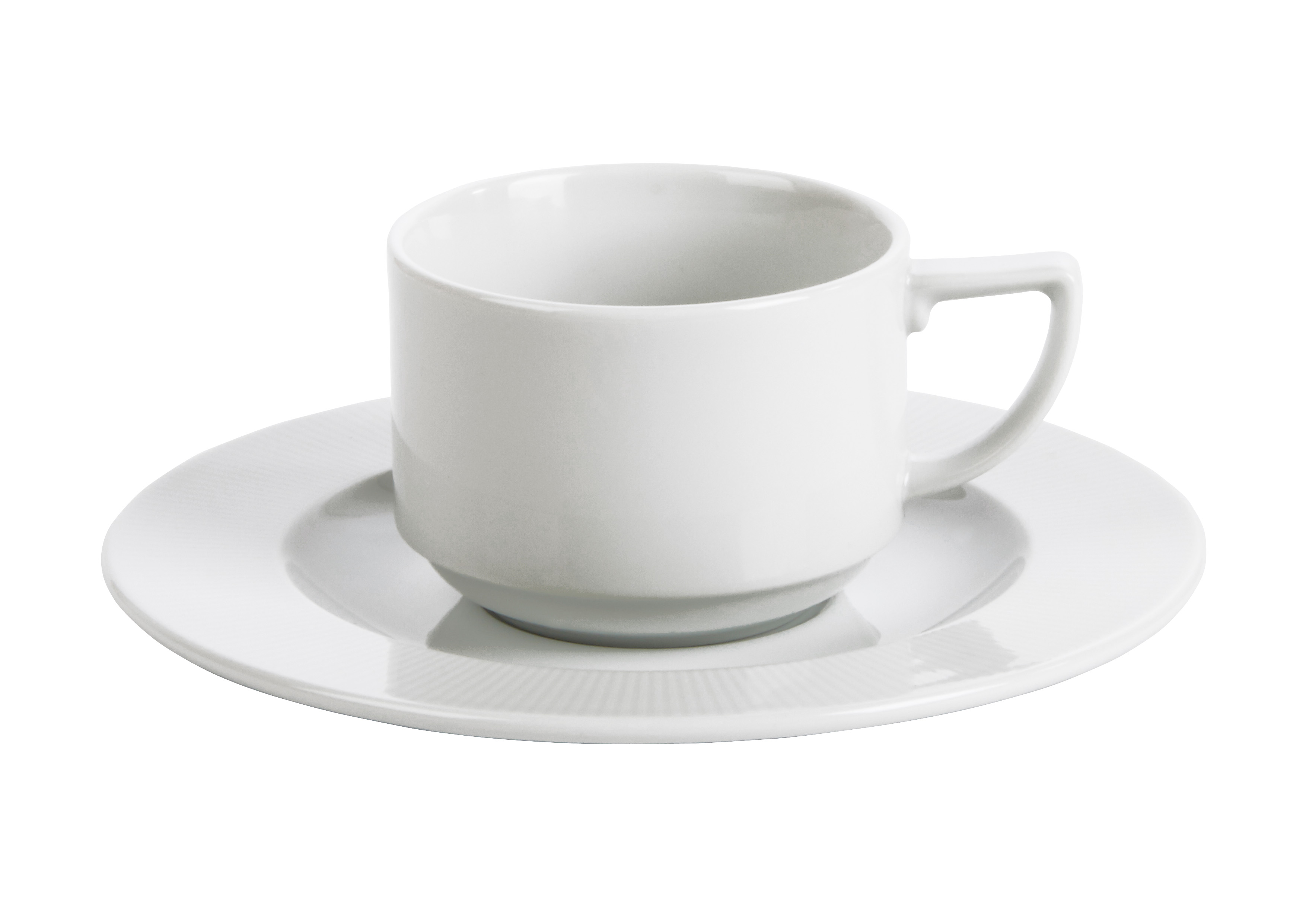 Stacking Cup & Saucer