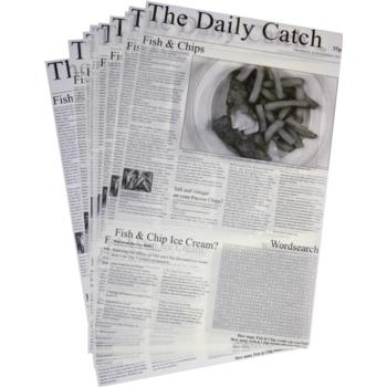 Daily Catch Greaseproof Paper
