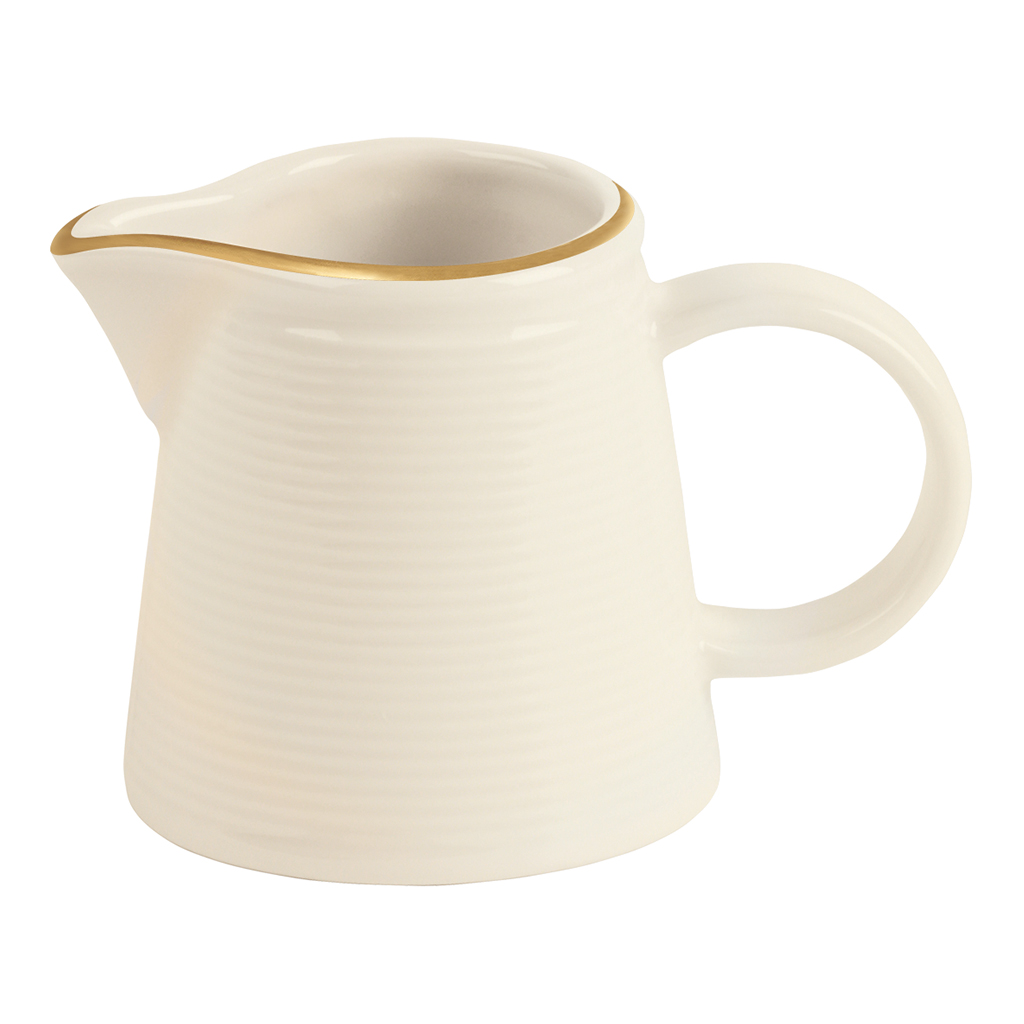 Academy Line Gold Colour Band Creamers